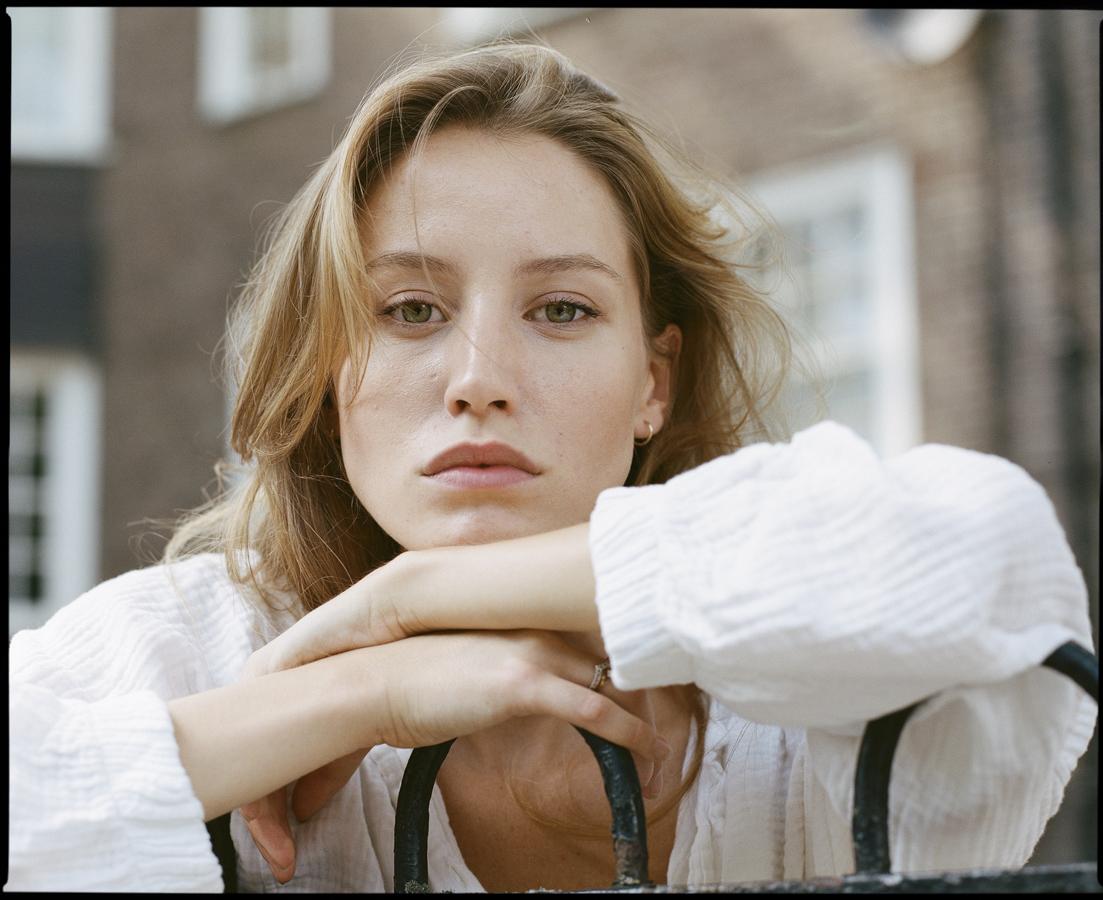Sara Fjällström I Model