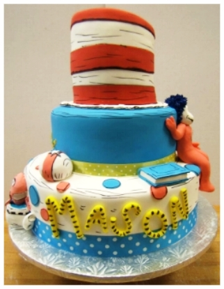 Celebrate with Dr. Suess