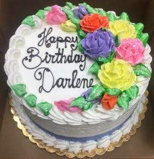 Happy Birthday Darlene