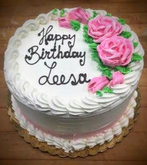 Happy Birthday Leesa