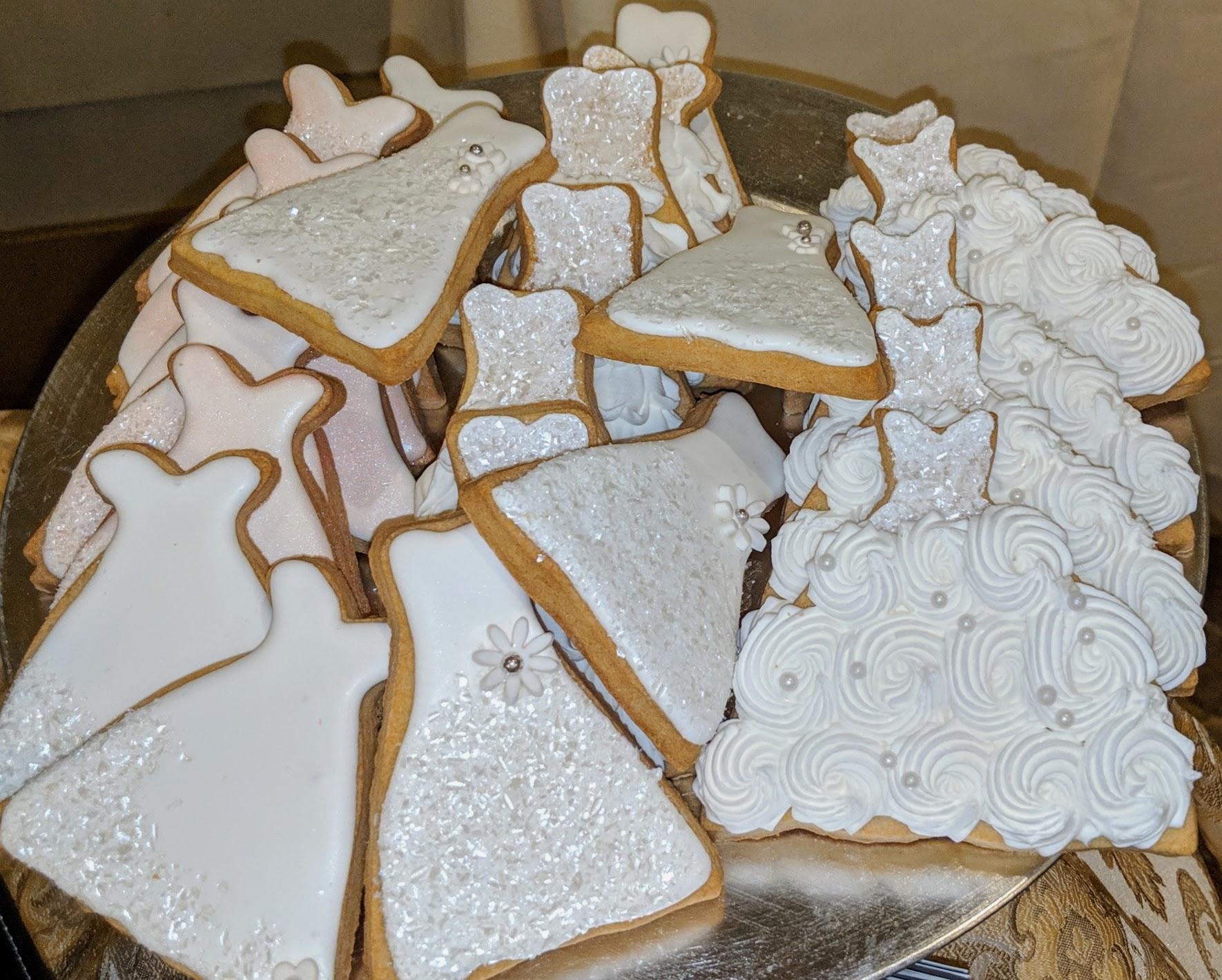 Brides Cookies