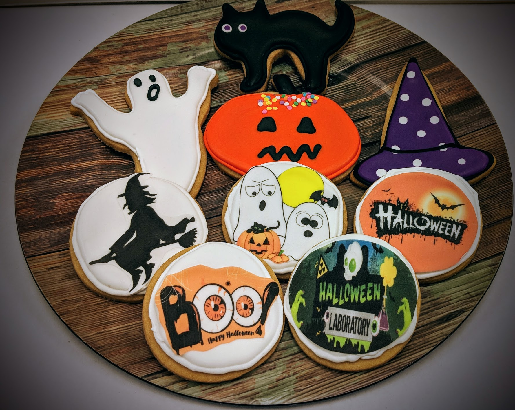 Boo-utiful Cookies