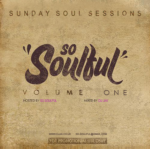 So Soulful Presents Sunday Soul Sessions (Vol 1) Front Cover.JPG
