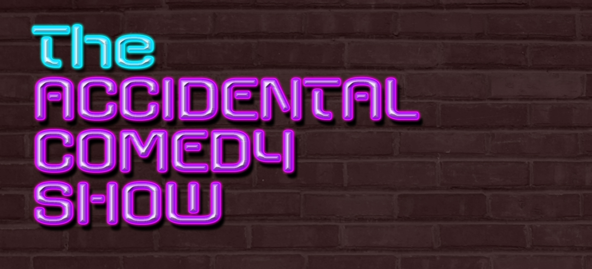 The Accidental Comedy Show -