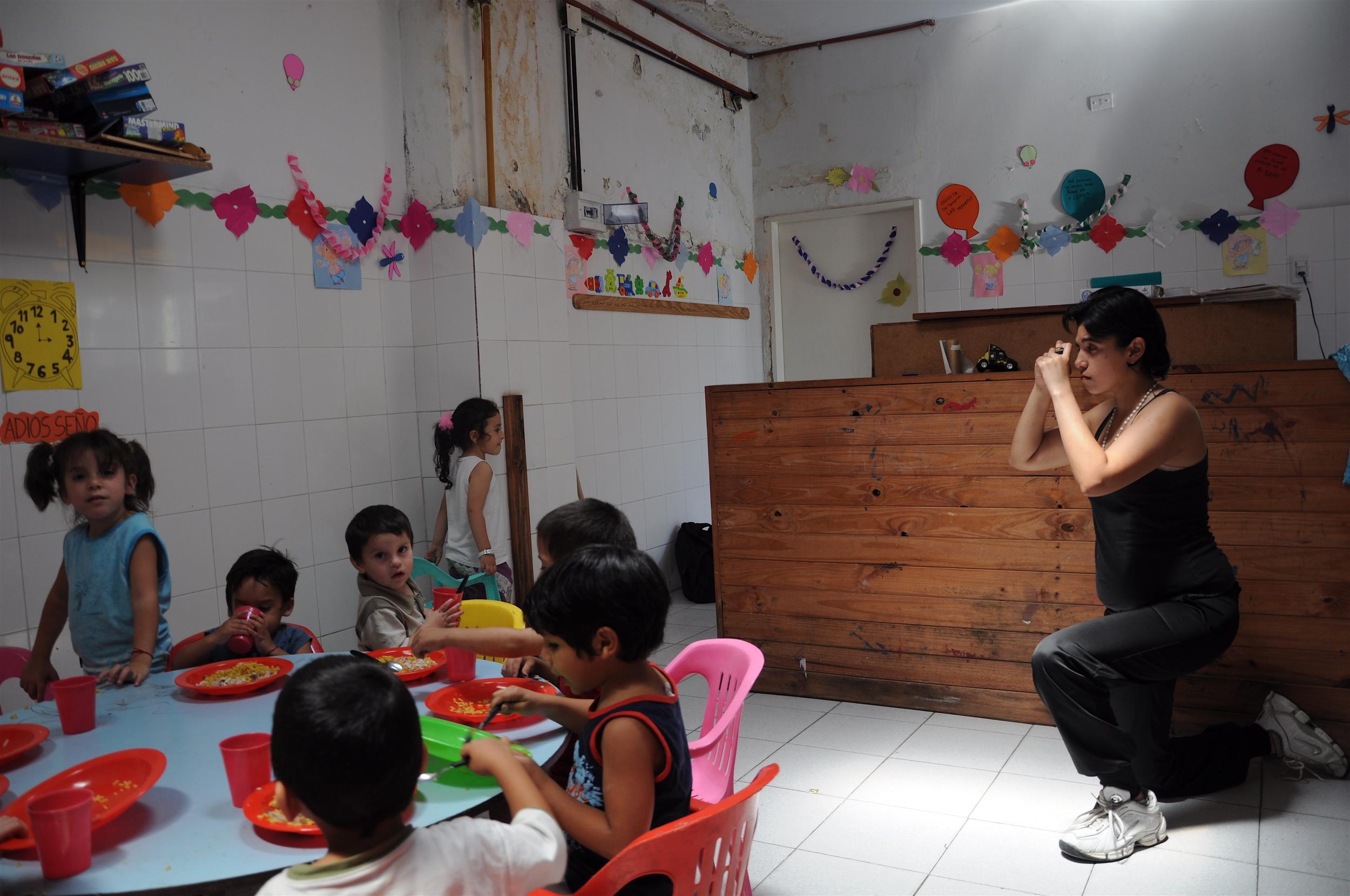 Nazarena Photographs Daycare