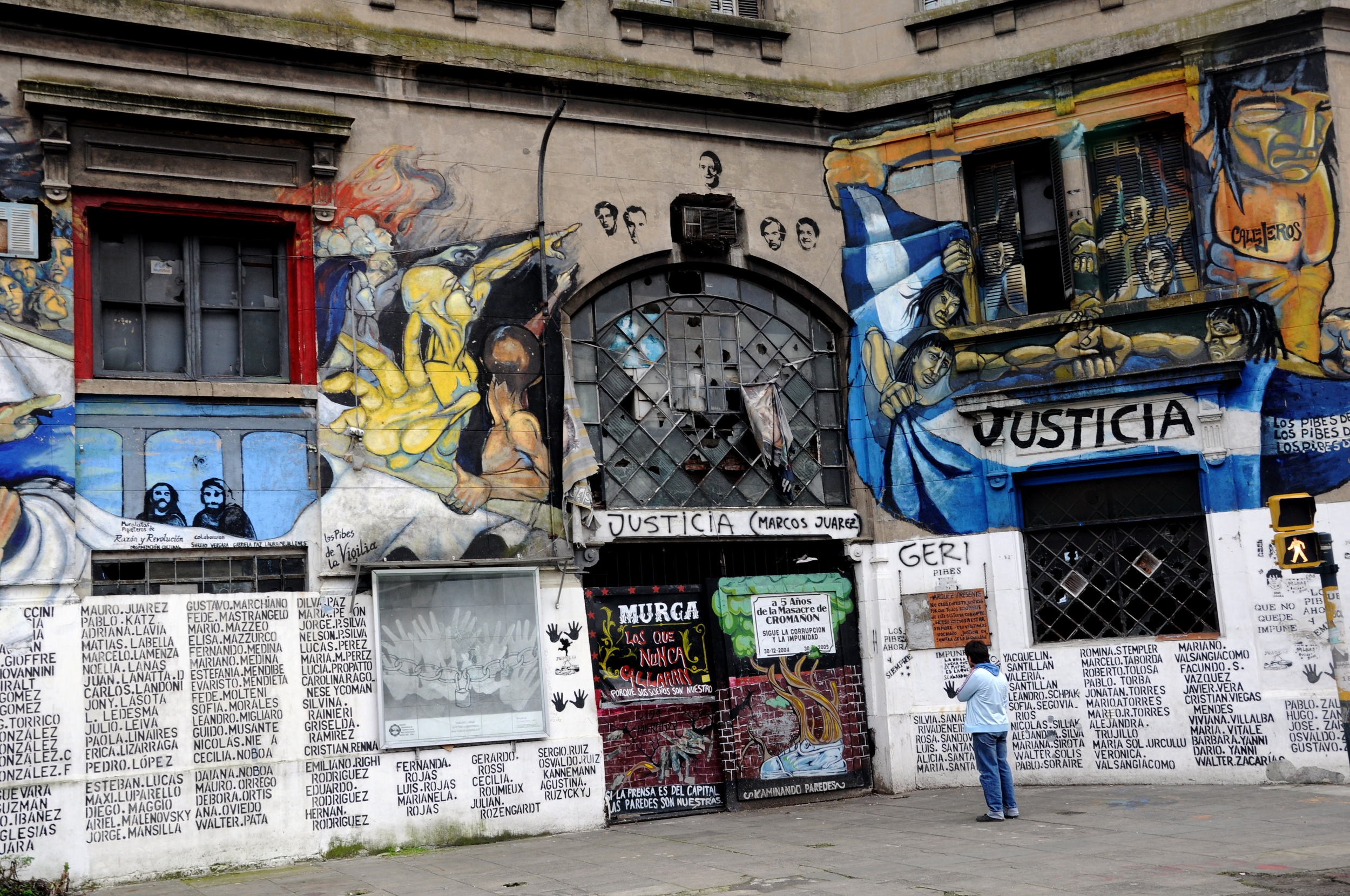 Graffiti in Buenos Aires