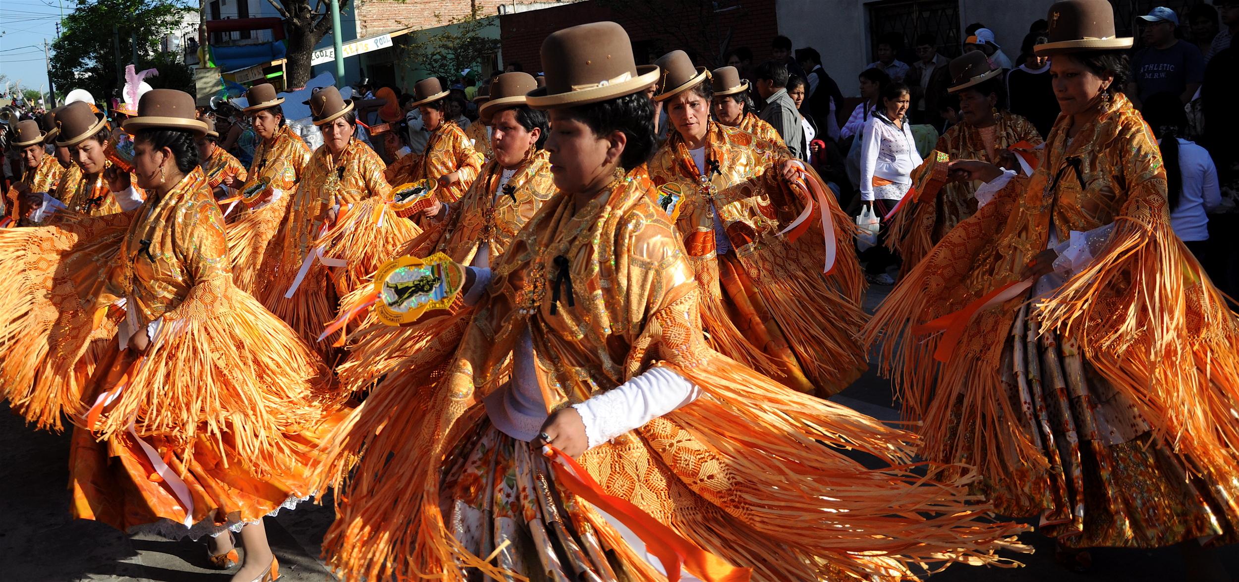 Celebrating Bolivian Culture