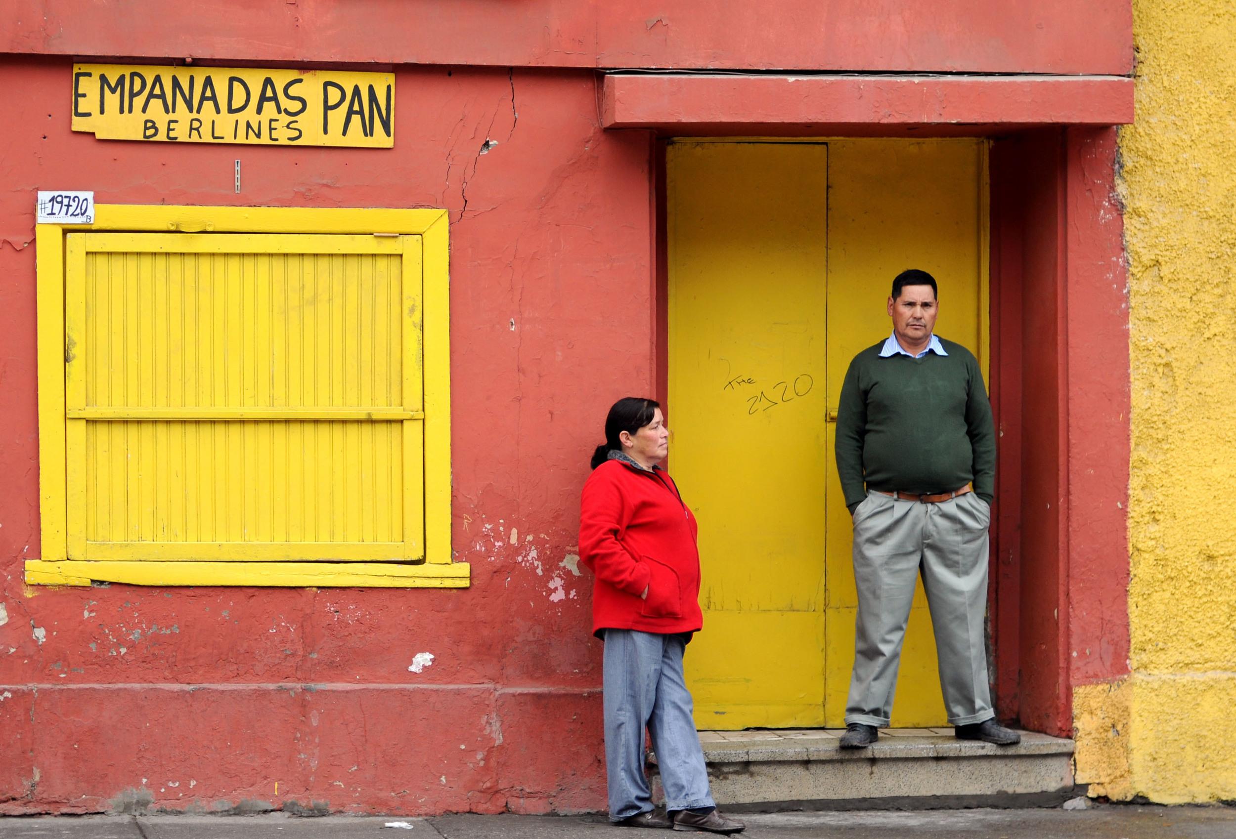 Outskirts of Santiago