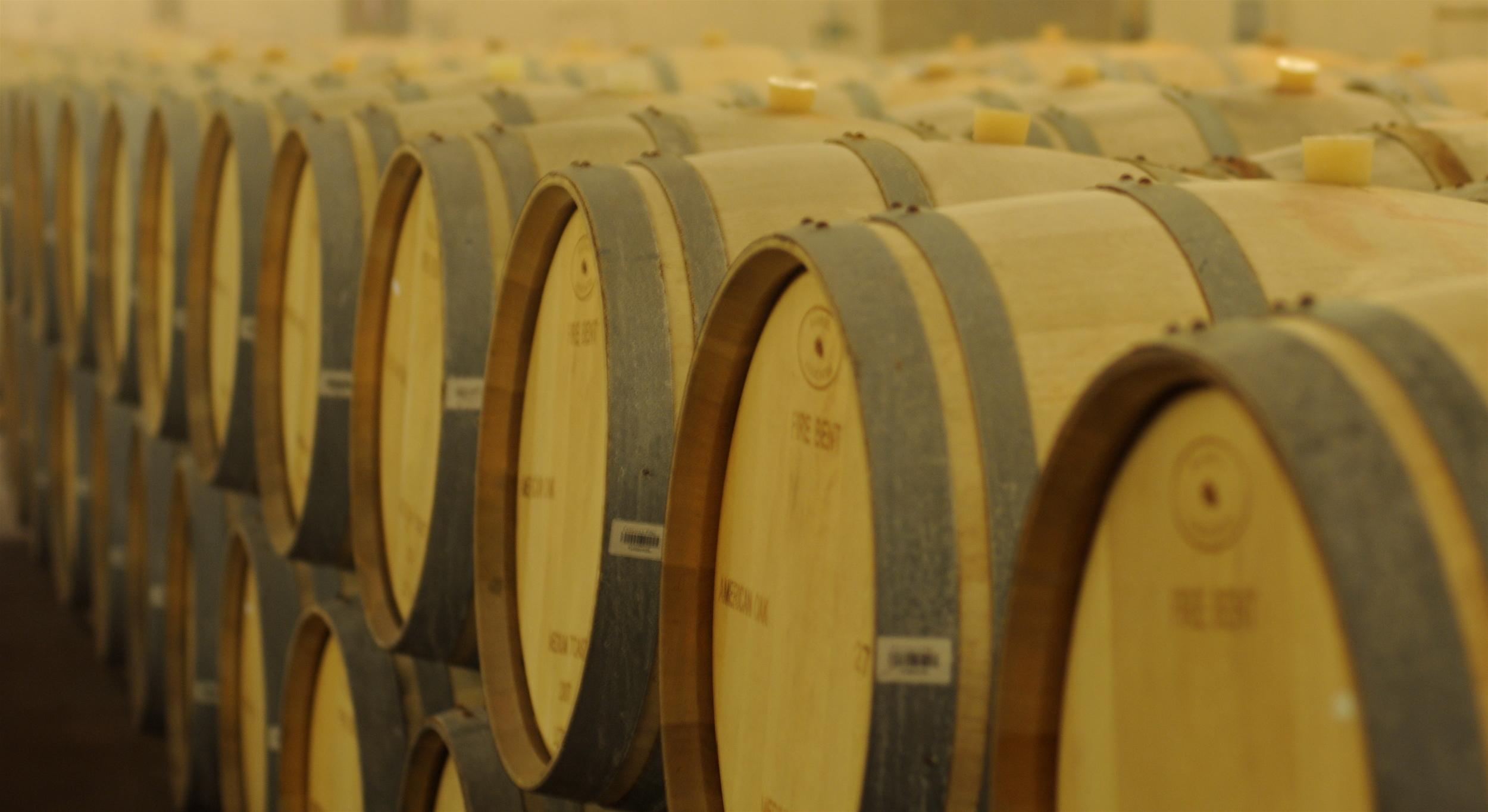 Never-ending Barrels of Wine
