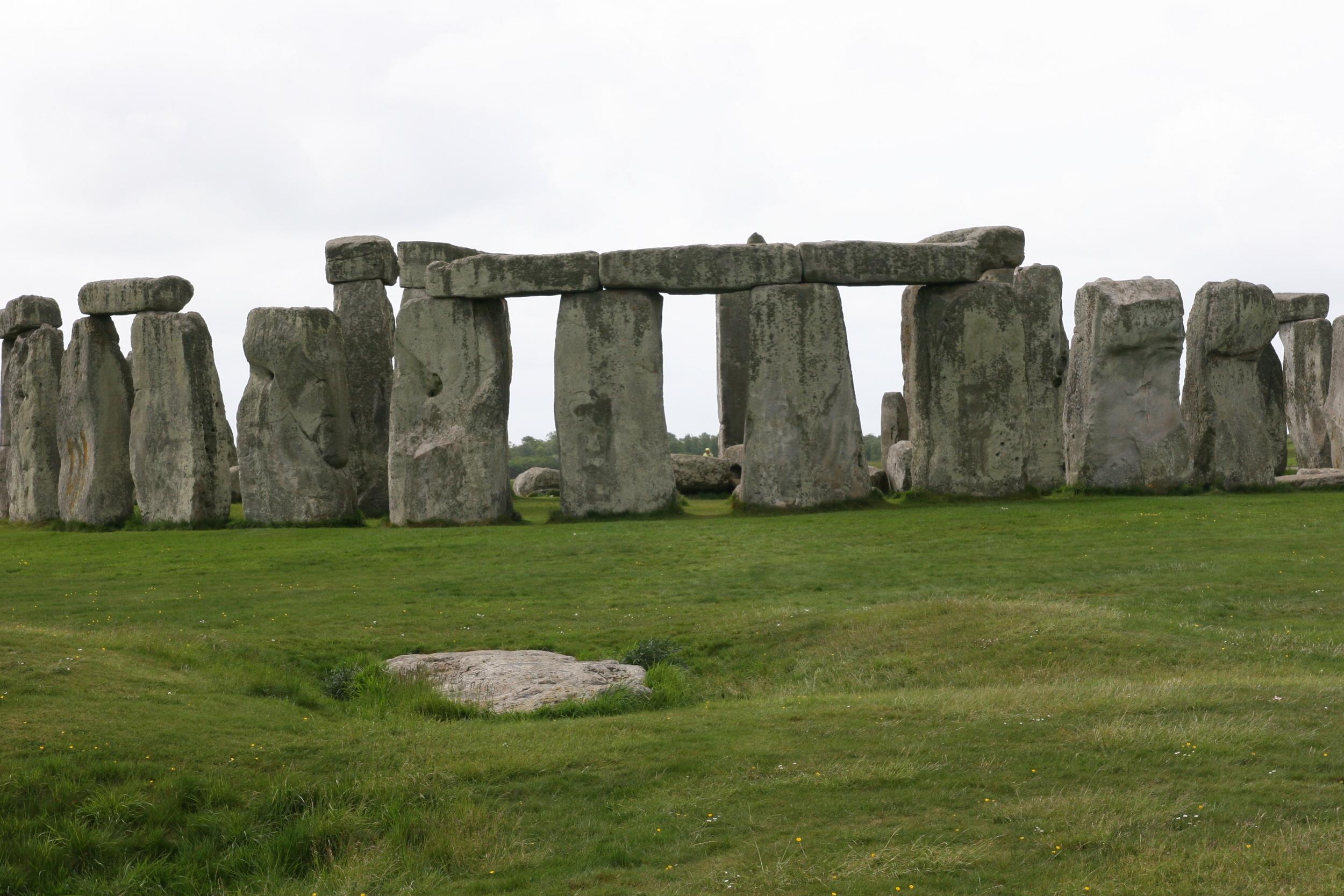Discovering Stonehenge