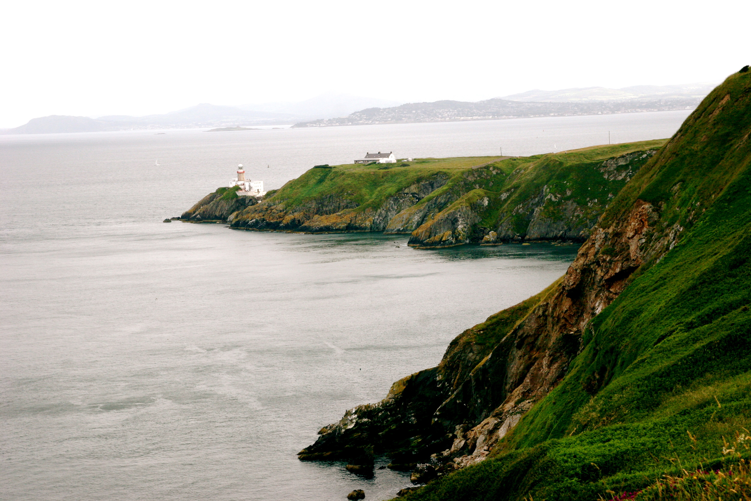 From the Cliffs of Howth, Ireland