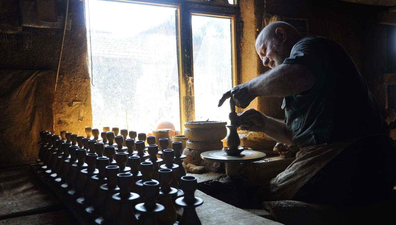 The Potter in Bilecik