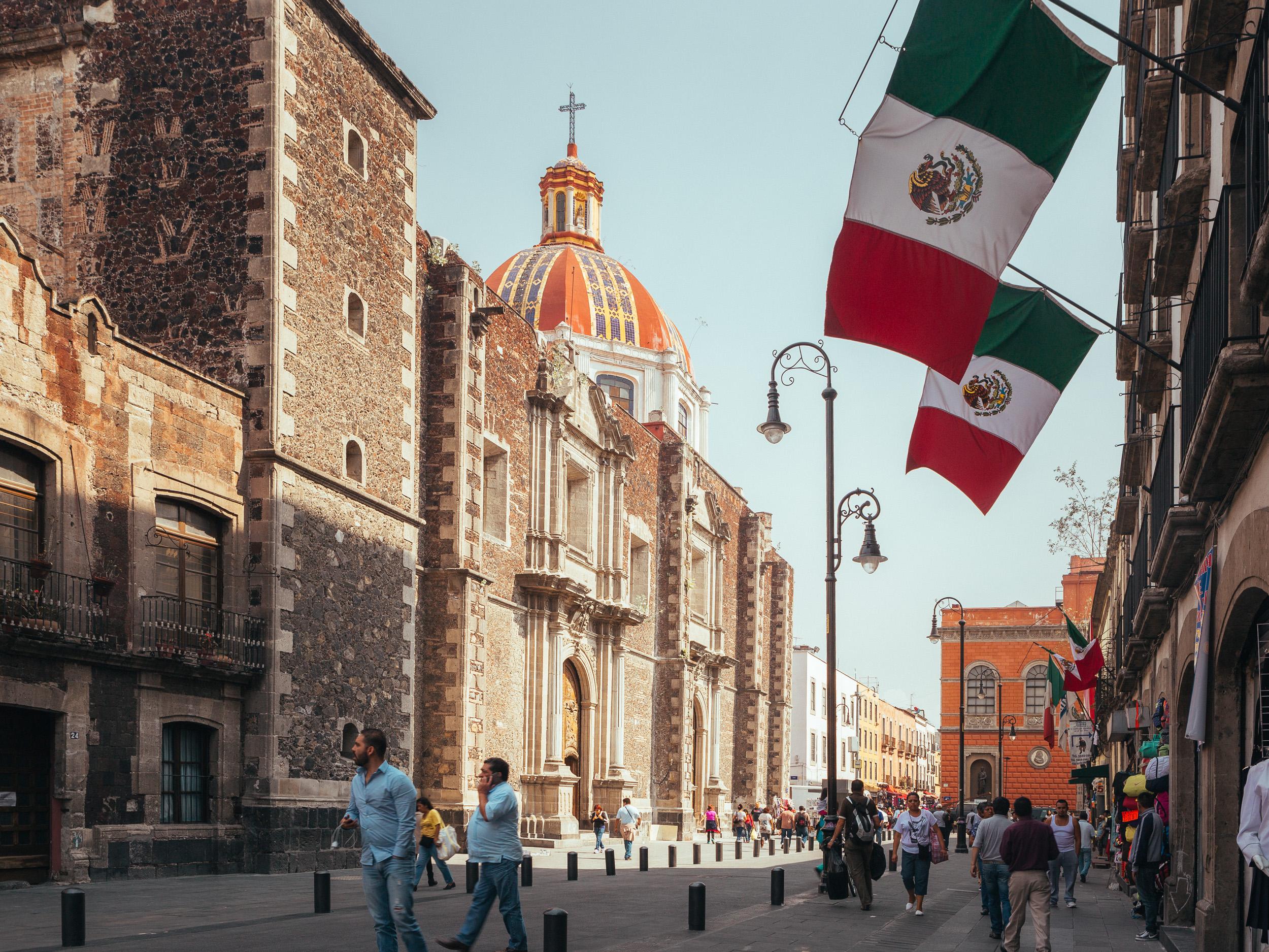 Mexico City - MEXICO
