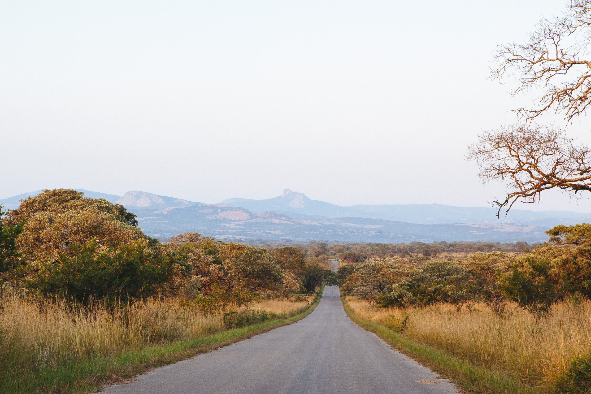 SOUTH AFRICA - God's Window to the Garden Route