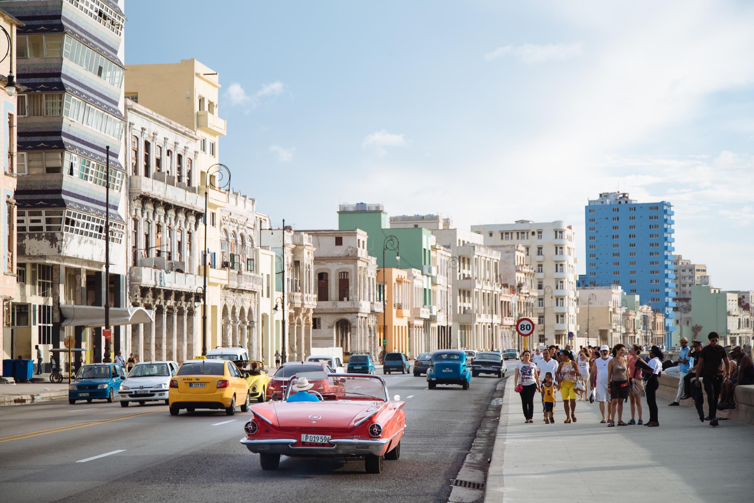 CUBA - Havana to Trinidad