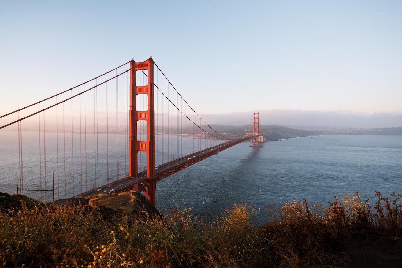 USA - San Francisco to Portland, OR