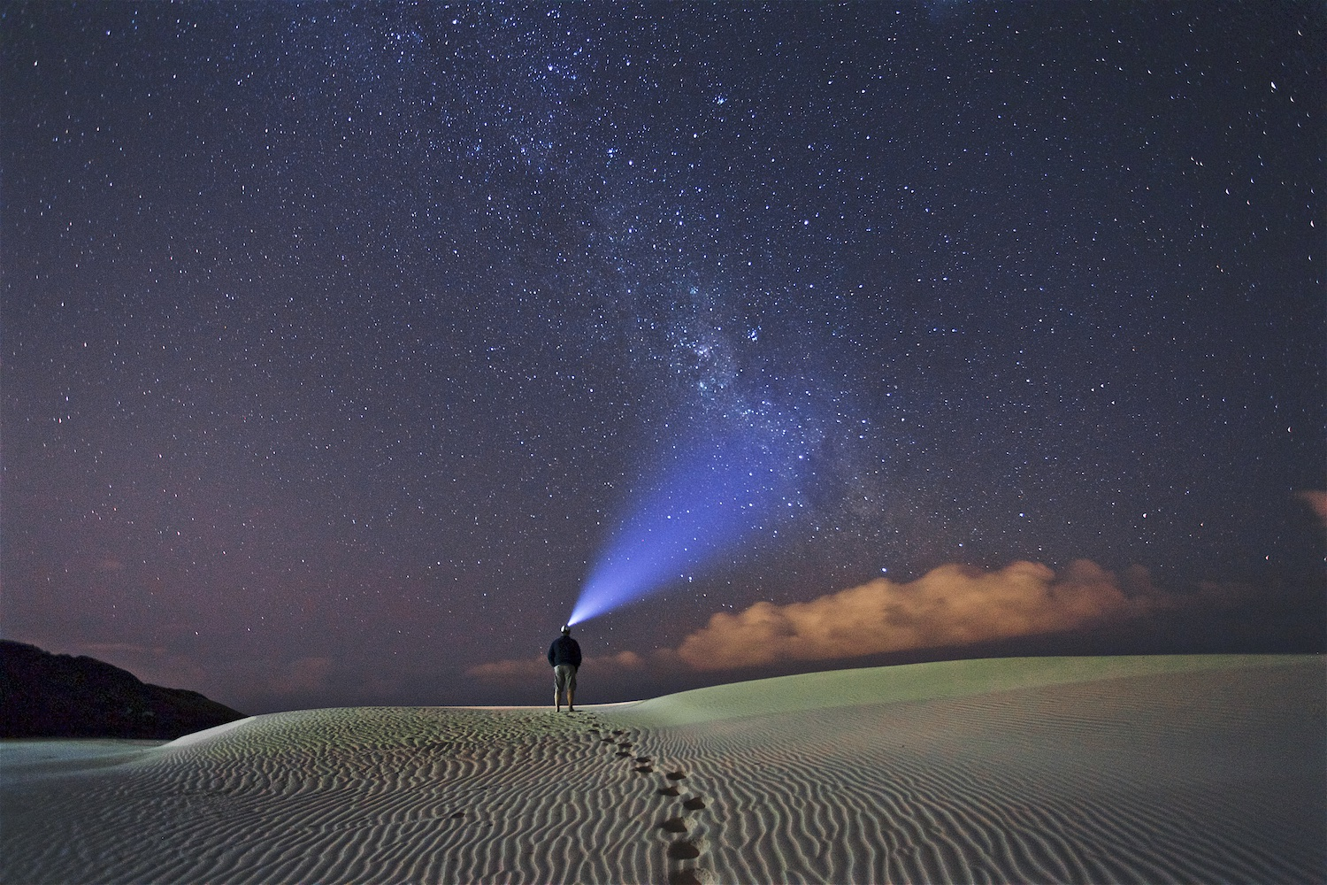 Milky Way, South Africa