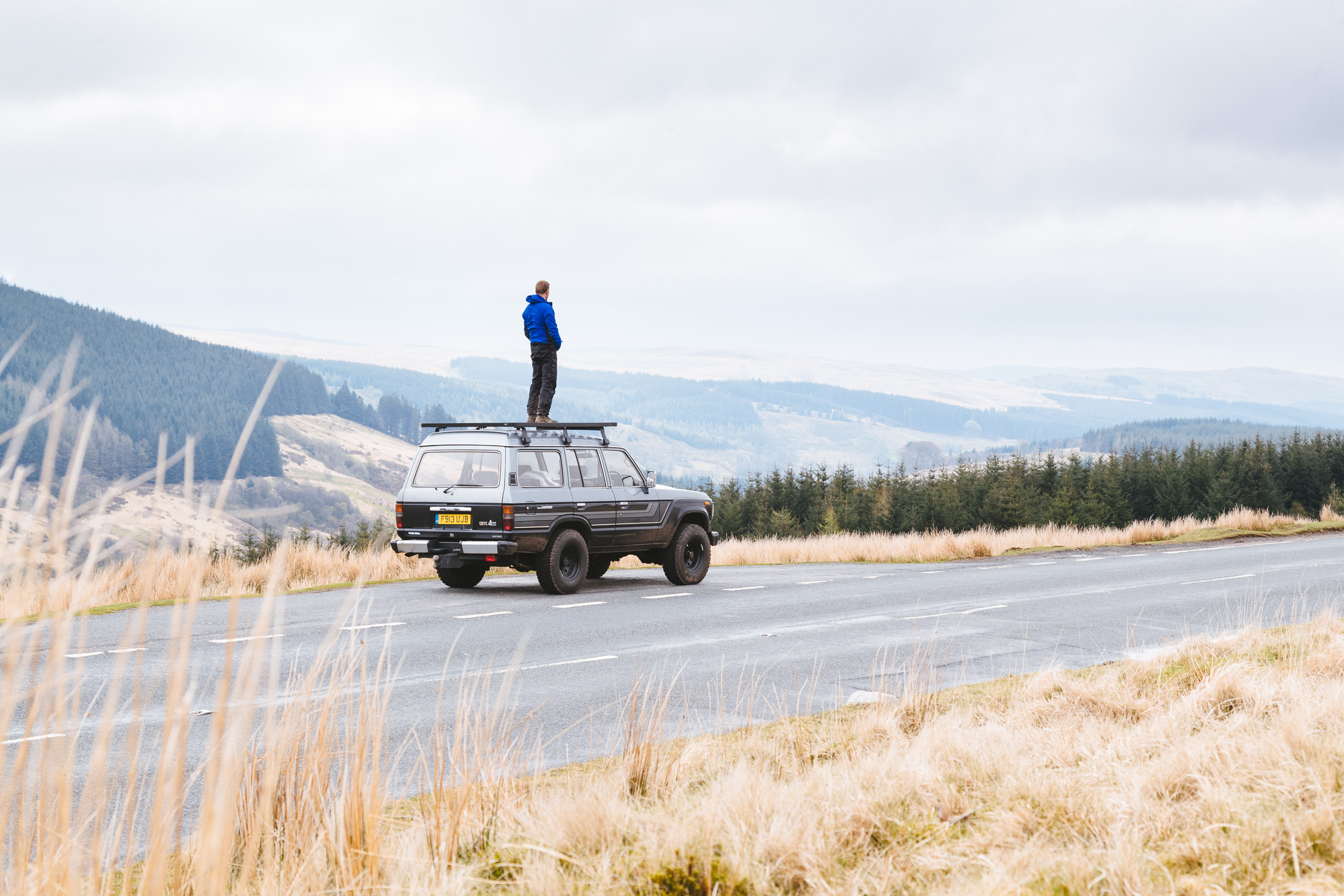 Road Trip through Wales