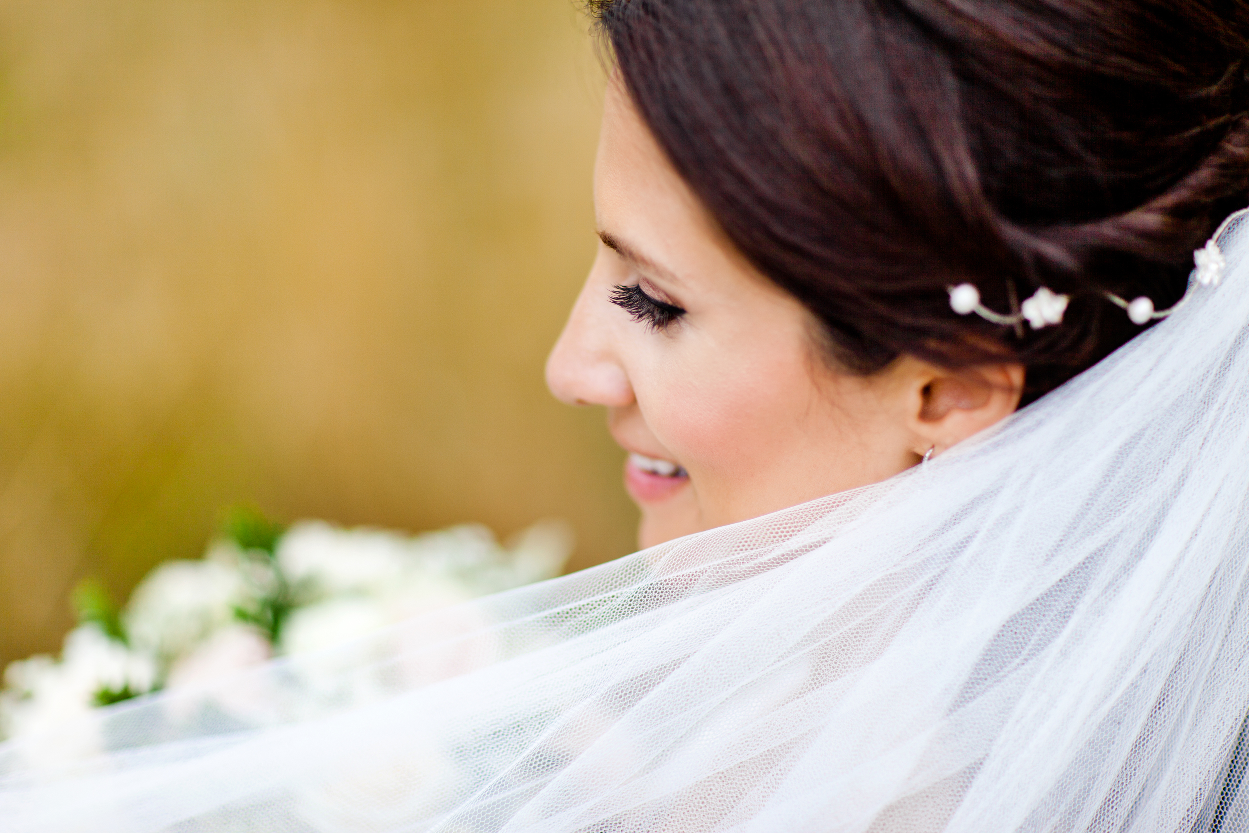 wedding at Brocket Hall London