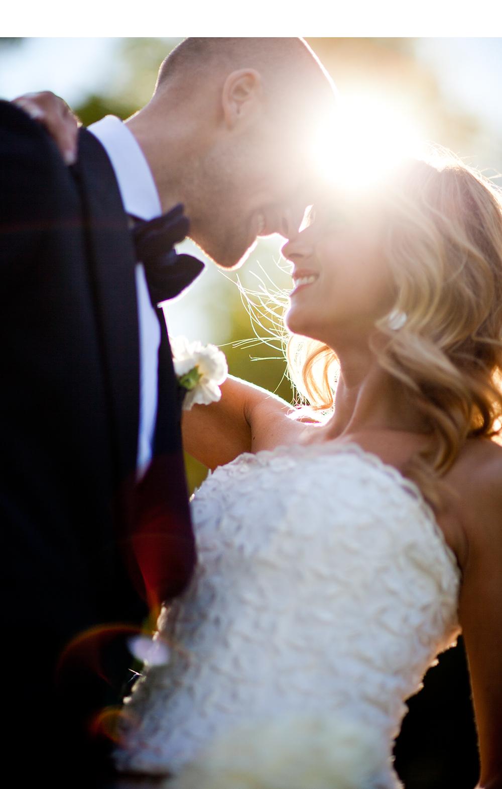 sommarbröllop på Gimo Bruk i Uppland