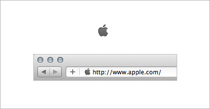 apple.com favicon