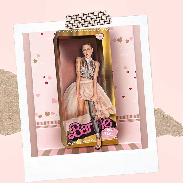 """""""I'm a Barbie girl, in a Barbie world"""" 💕"""