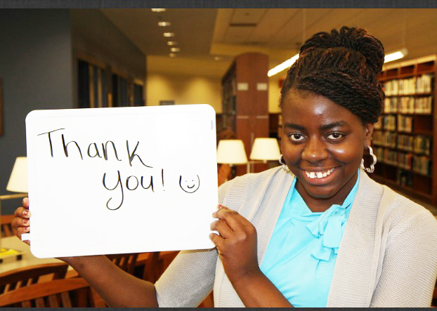 Congratulations to College Success scholarship recipient Shauneal Bobb, who is now a student at VCU after attending J. Sargeant Reynolds Community College and transferring. GRASP enjoyed her very personal thank you note.