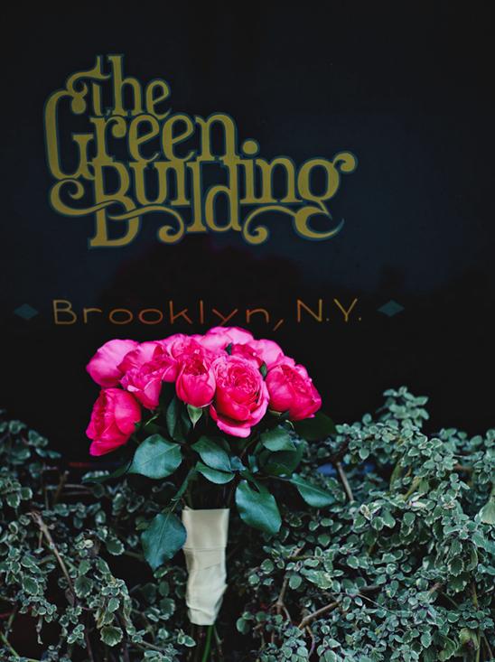 Vintage Inspired Wedding  |  Brooklyn