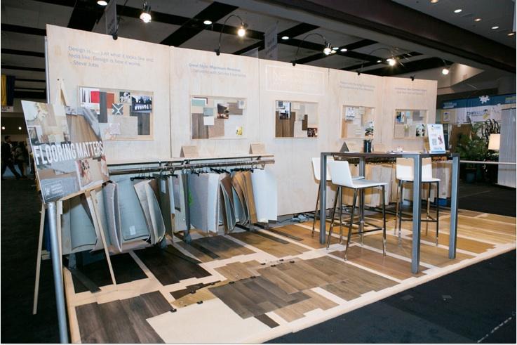 Flooring Trade Show, April 2014