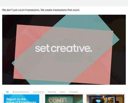 Copy of Set Creative