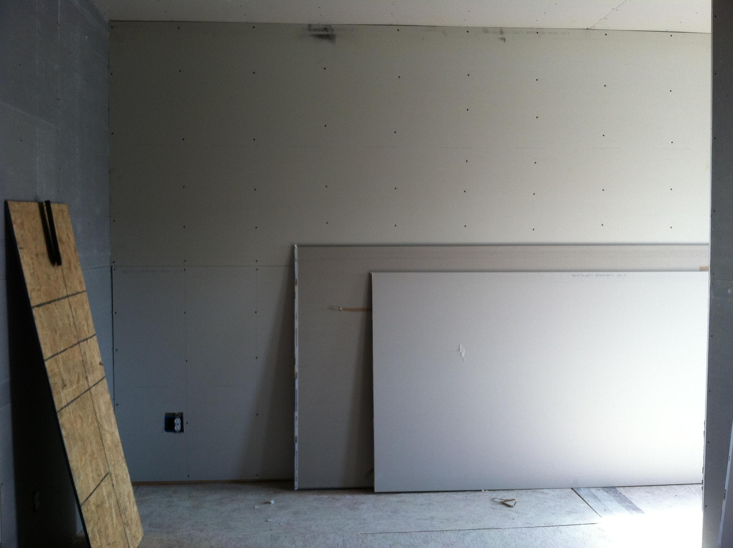 Same Wall - July 2013