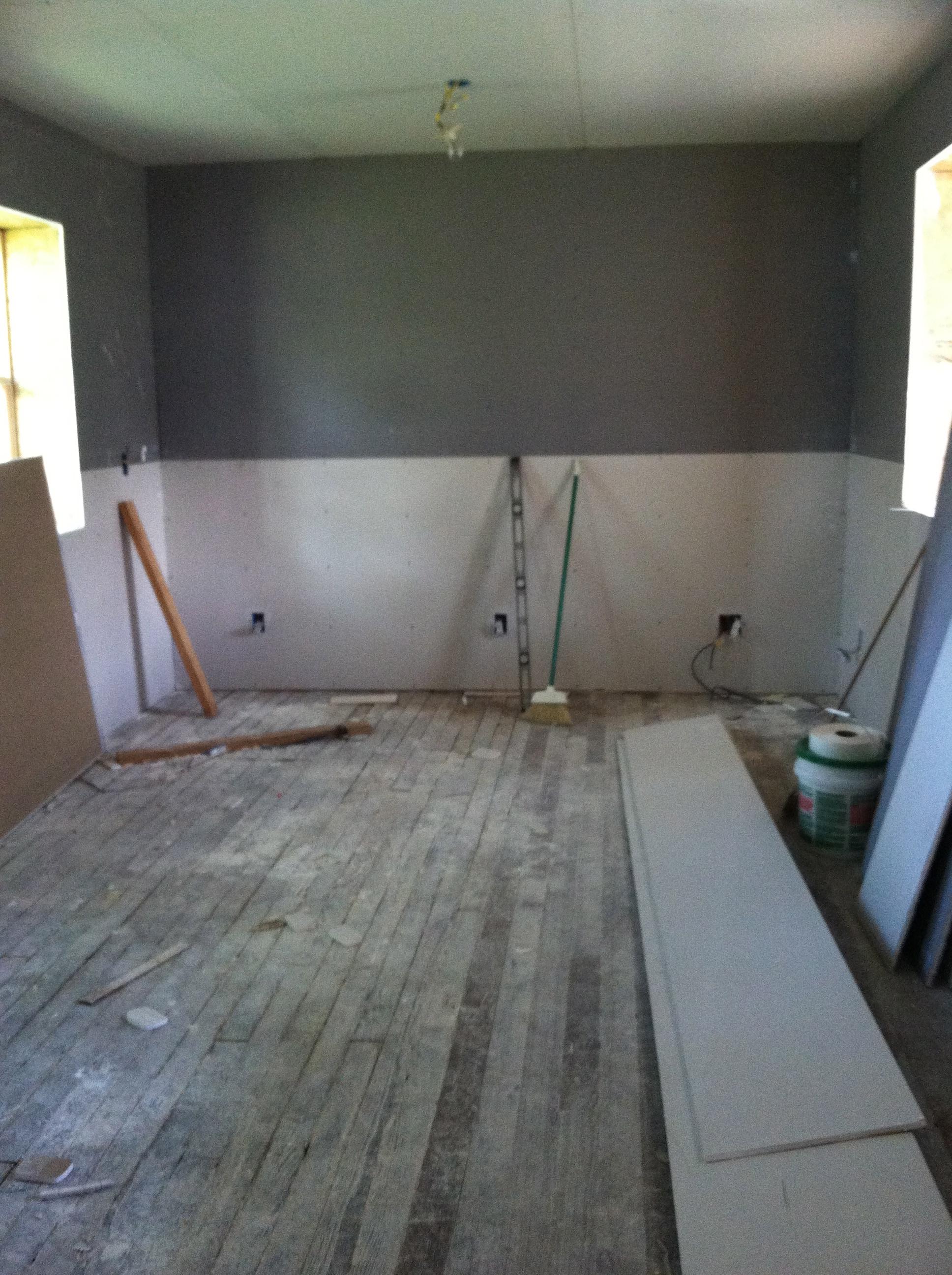 "The ""Brick Room"" July 2013"