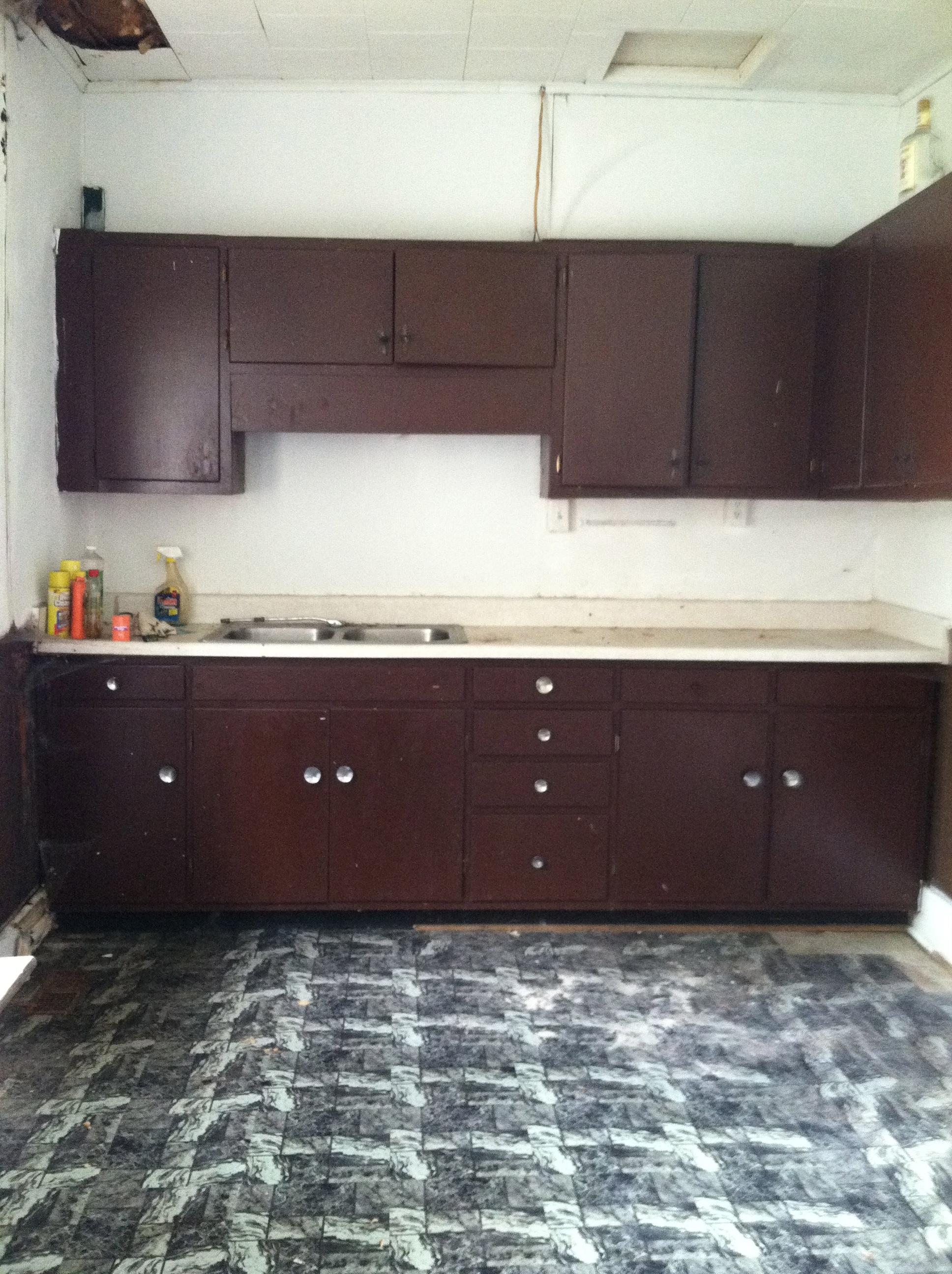Kitchen July 2012