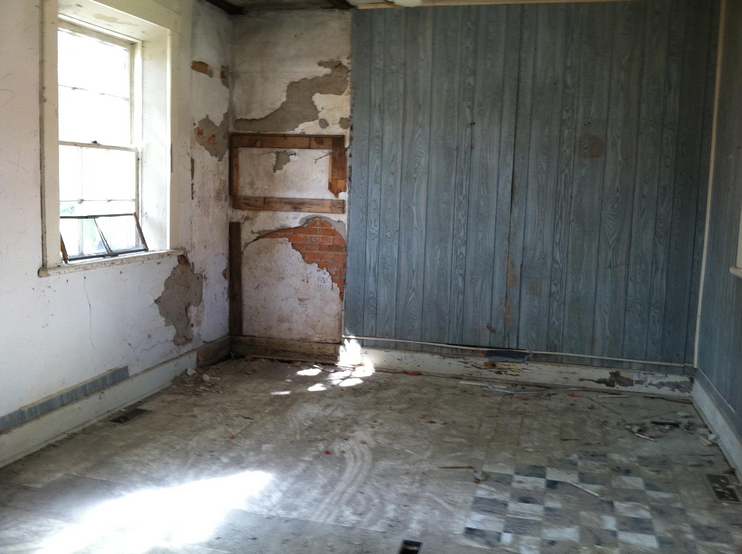 "The ""Brick Room"" - Septemberish 2012"