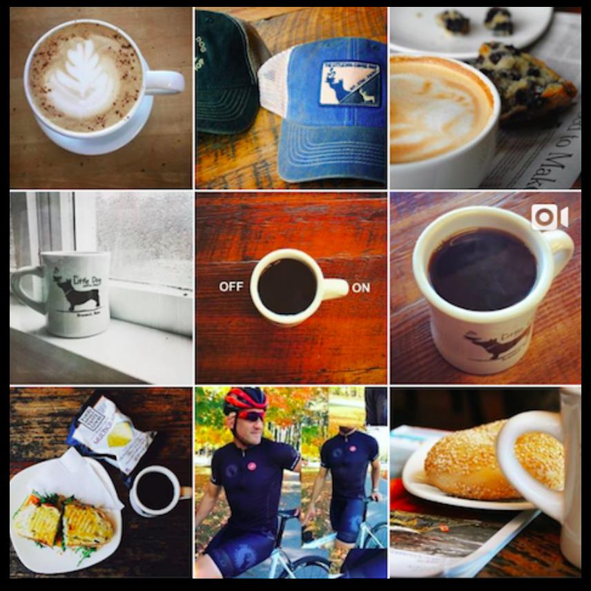 Follow LittleDogCoffee on Instagram