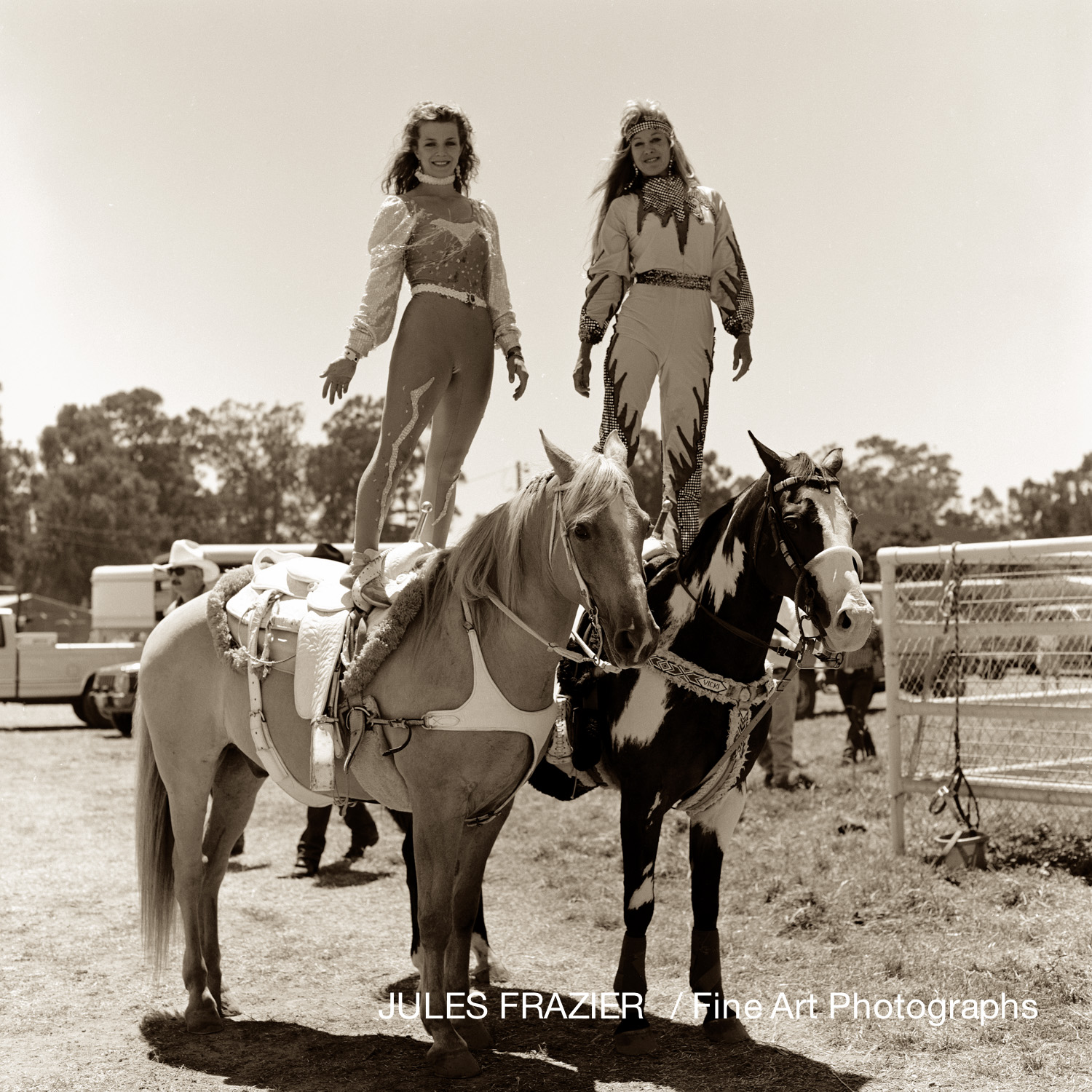 Faded Icons of The West_Specialty Act Girls, Salinas Rodeo.jpg