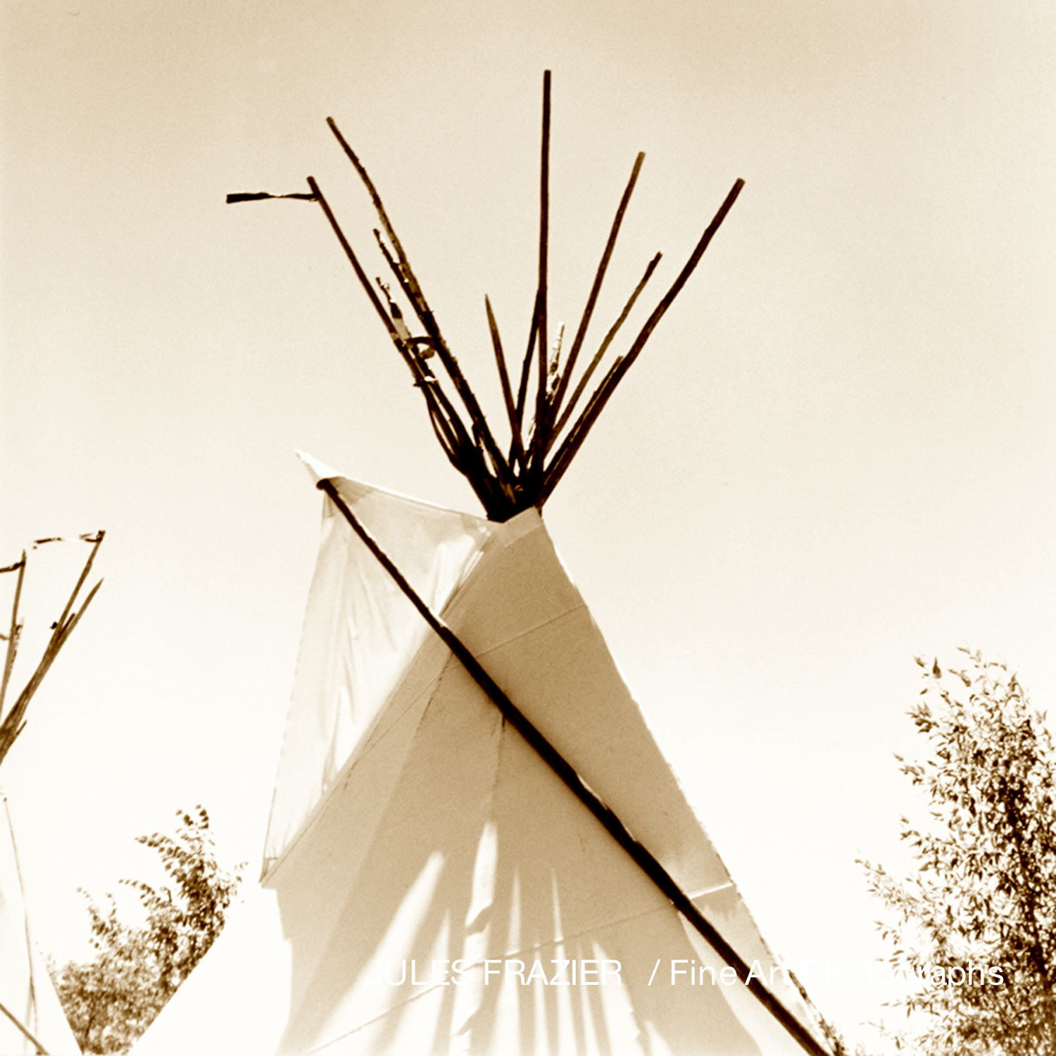Faded Icons of The West_Teepee, Cheyenne, Wyoming.jpg