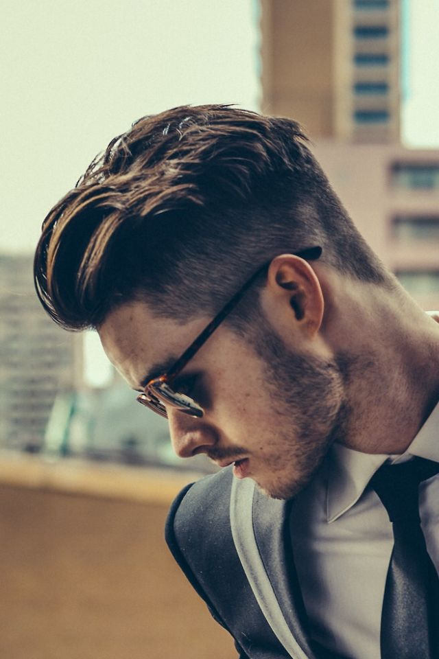 Men\u0027s Hair \u2014 MOODS HAIR SALON