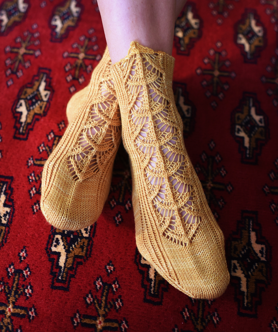 Ardabil from Silk Road Socks