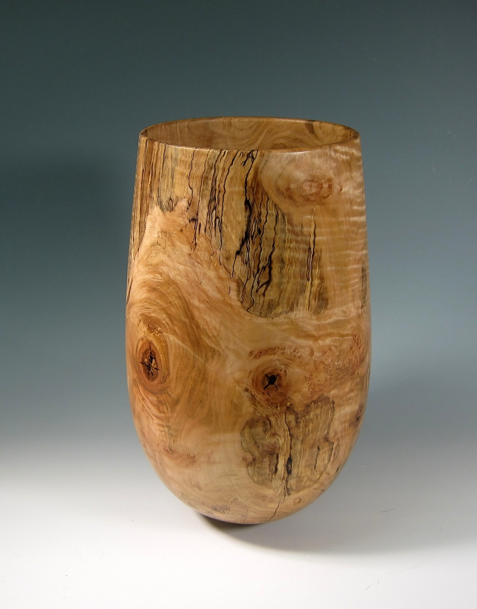 Maple Curly Spalted by Chris Boerner