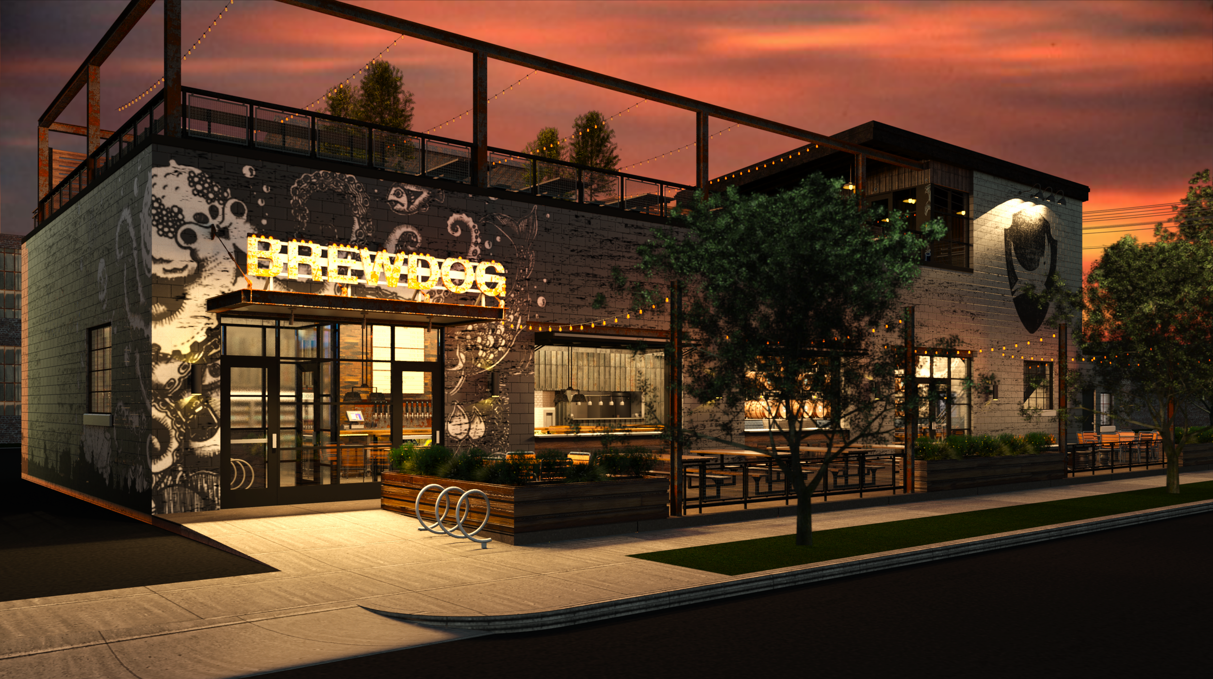 BrewDog_Franklinton_-_Central_blacount.rvt_2017-May-21_07-46-30PM-000__Render_-_Exterior_Looking_West_Night.png