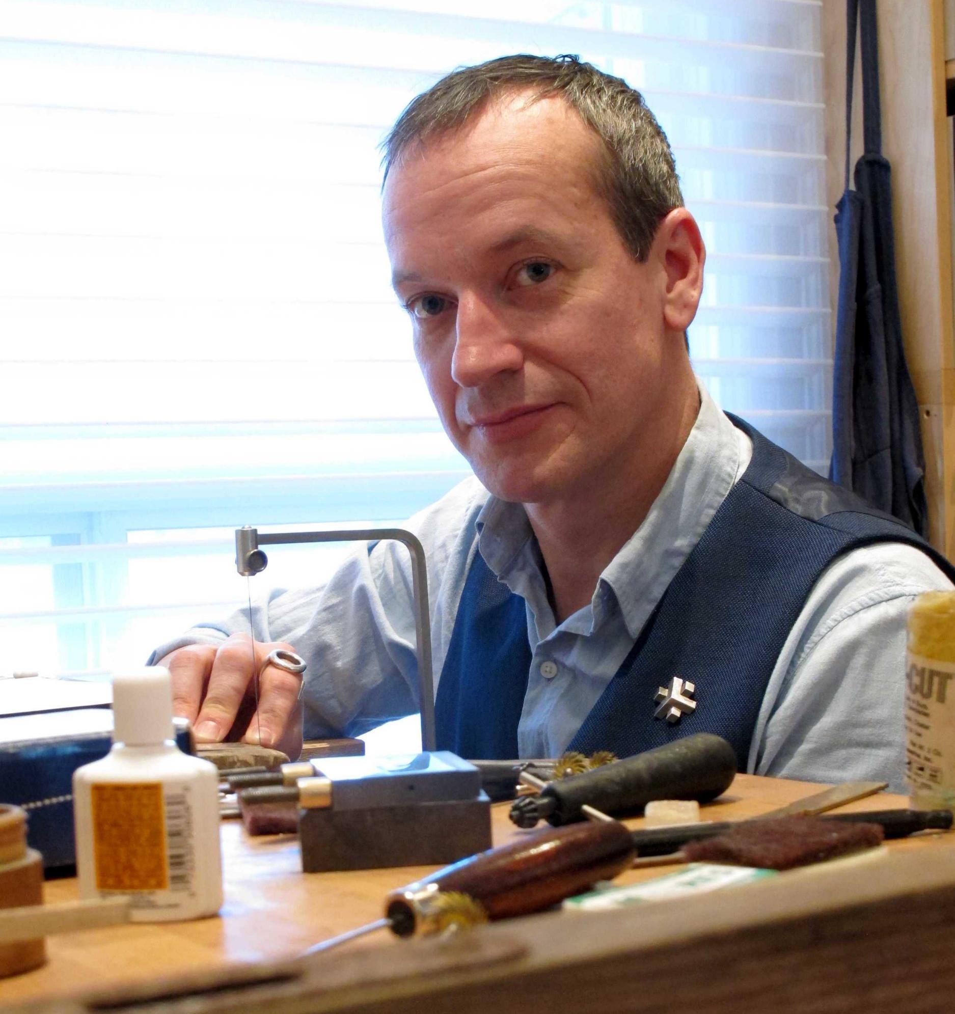Paul McClure Jewellery