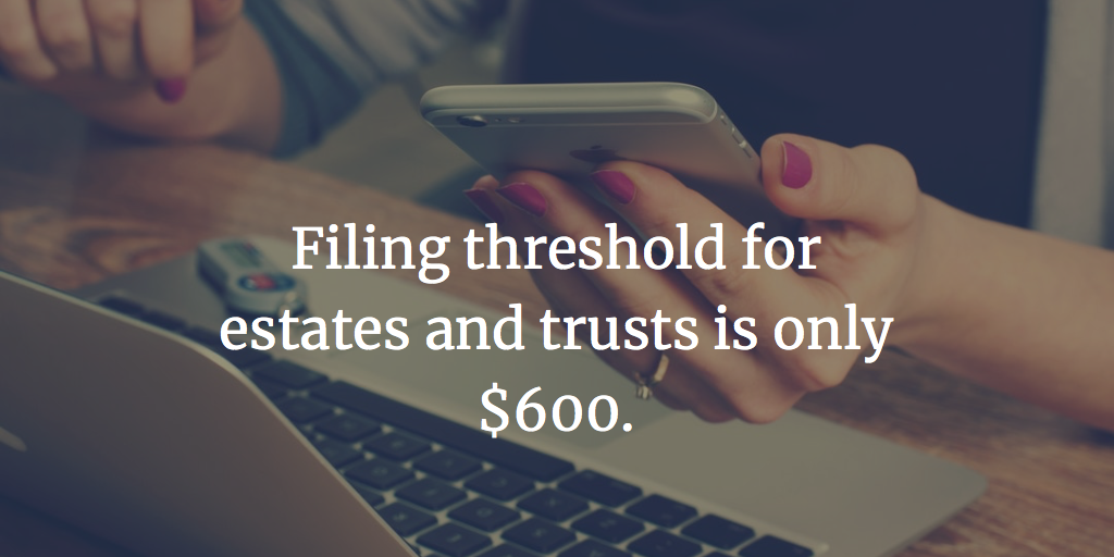 Tax Filing Obligations | Trust and Estate Administration | Schooley Law Firm | Richmond VA.png