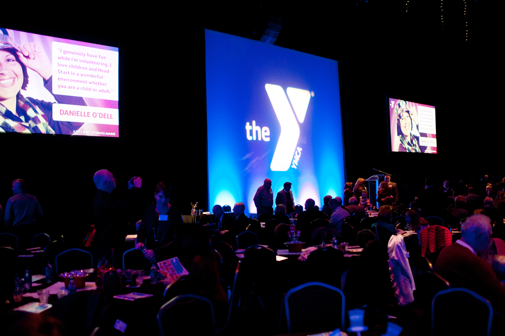 Spirit of Service Awards YMCA