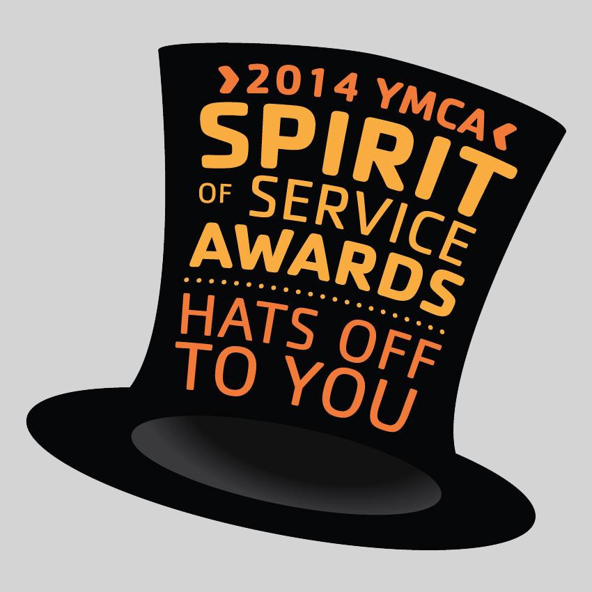 2014 YMCA Spirit of Service Award