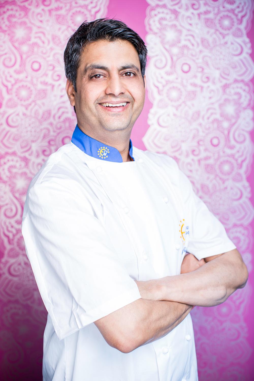 Sunil Ghai of Ananda