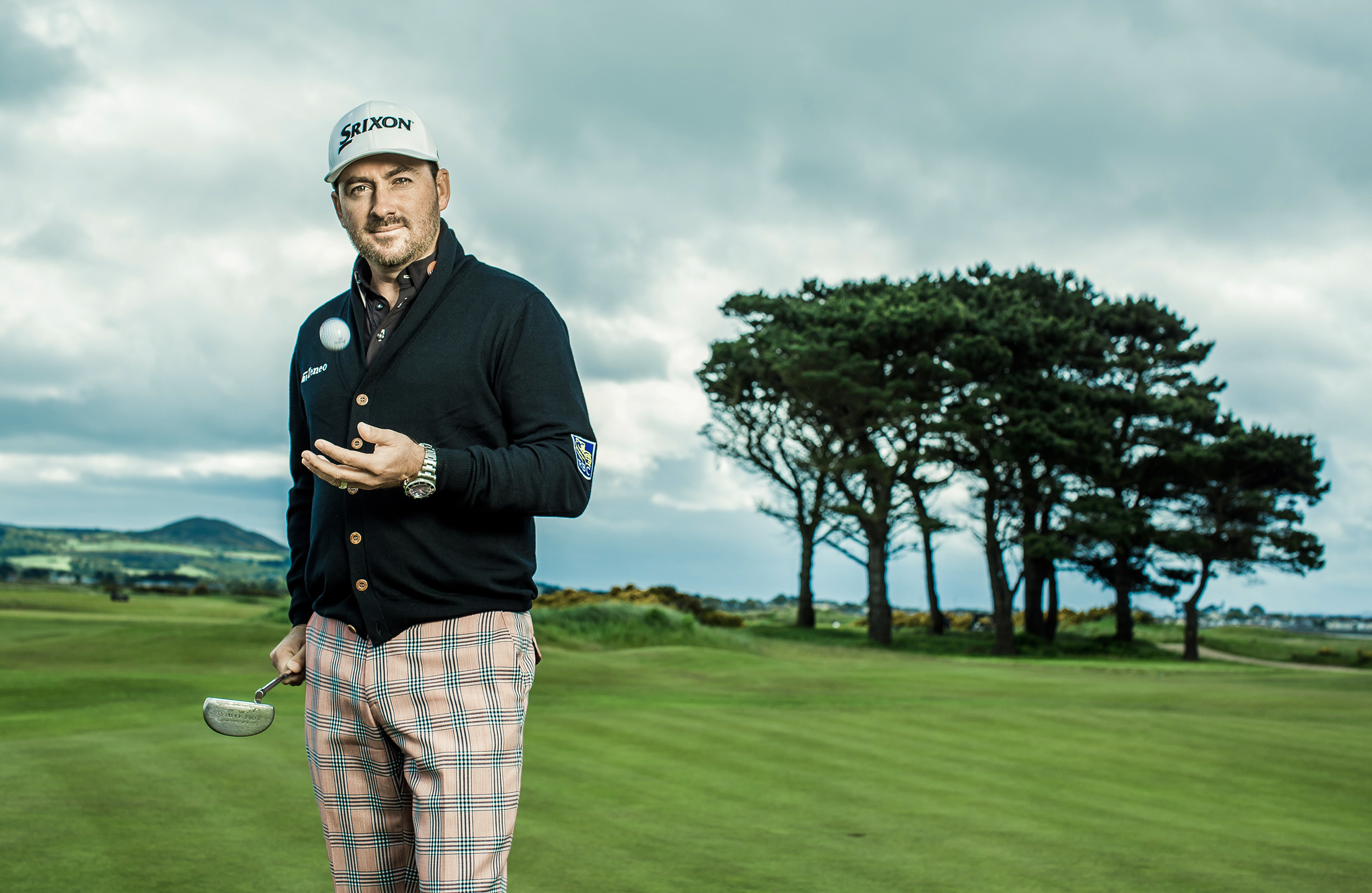 Graeme McDowell for Cara Magazine