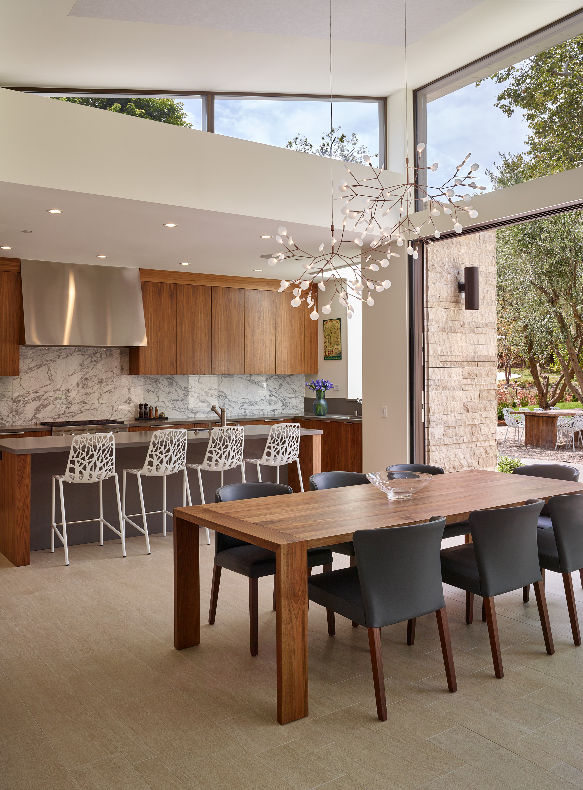 Mandeville house - Dining areas