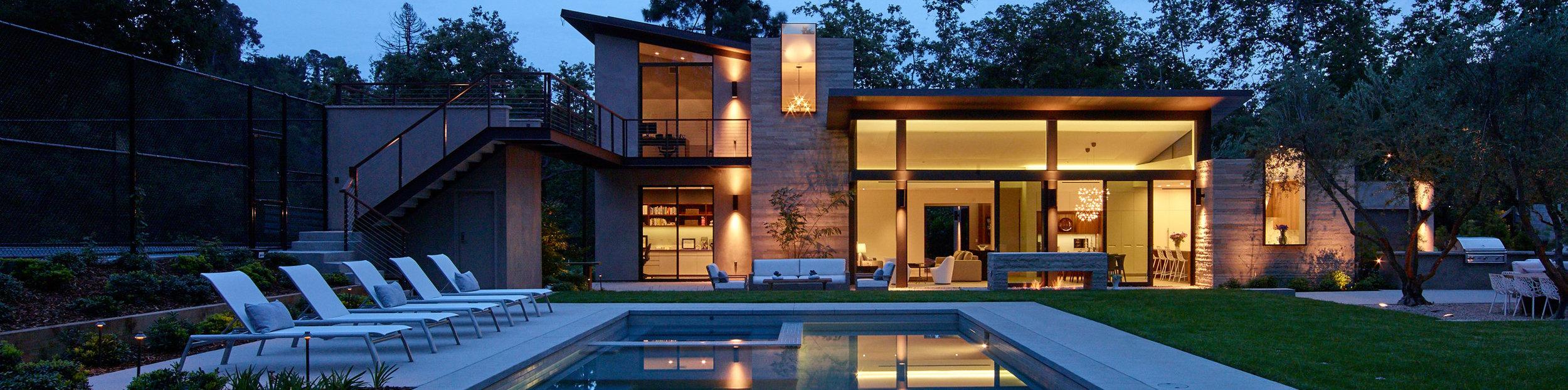 mandeville house - .