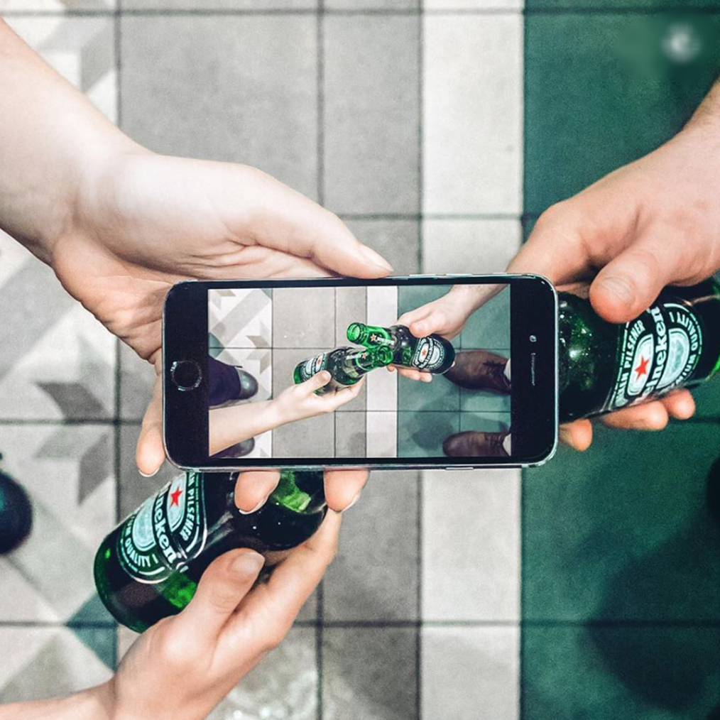 HEINEKEN > MUSIC STRATEGY, PRODUCTION + INFLUENCER STRATEGY